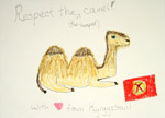 Thumbnail image for A Beautiful Bactrian Camel from Kirstin in Kyrgyzstan
