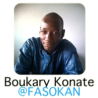 Post image for Drawing Camels with Boukary Konaté, Malian Blogger, Activist and Teacher